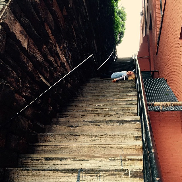 Exorcist Stair Scene Georgetown Location Washington D.C.