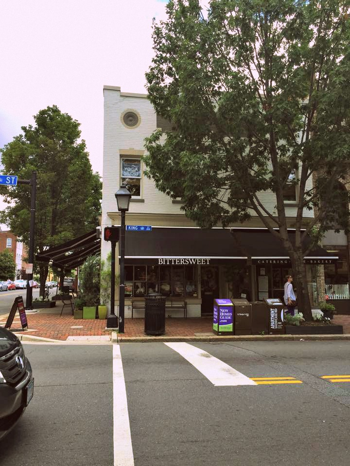 bittersweet cafe old town alexandria
