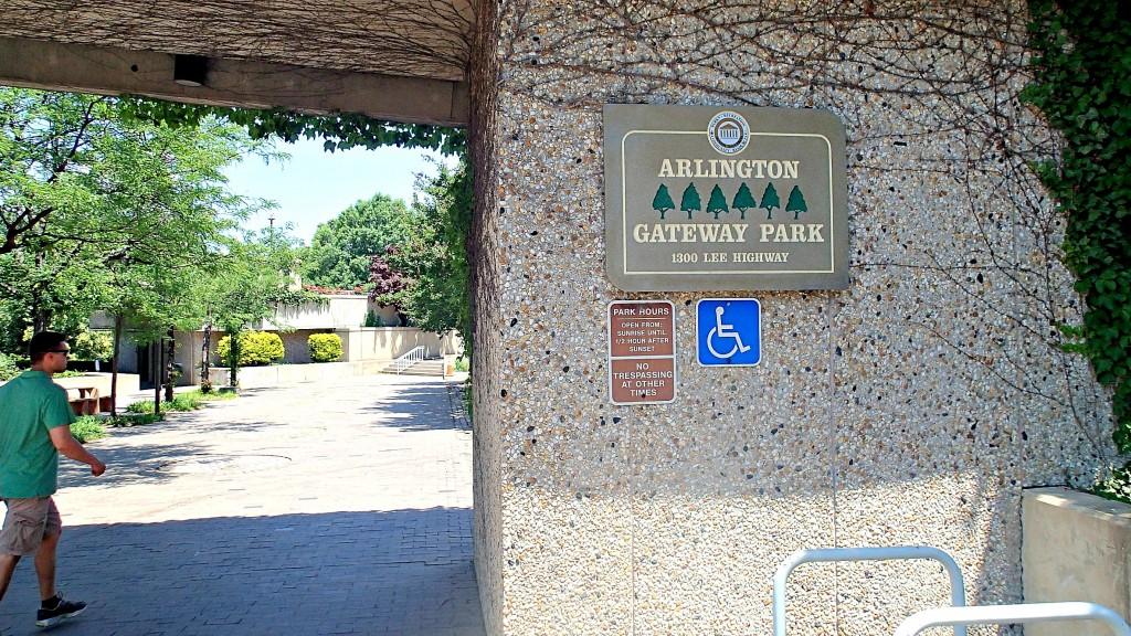ARLINGTON GATEWAY PARK