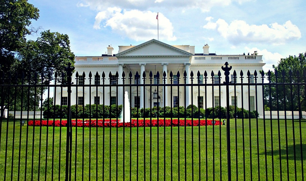White House Visiting Washington D.C.