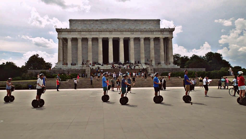 LINCOLN MEMORIAL SEGWAY TOUR
