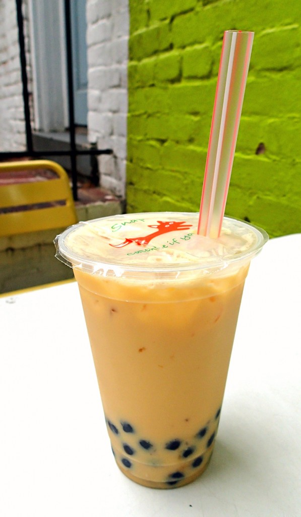 snap georgetown bubble tea washington d.c.