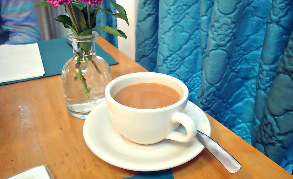 coffee breakfast table talk old town alexandria