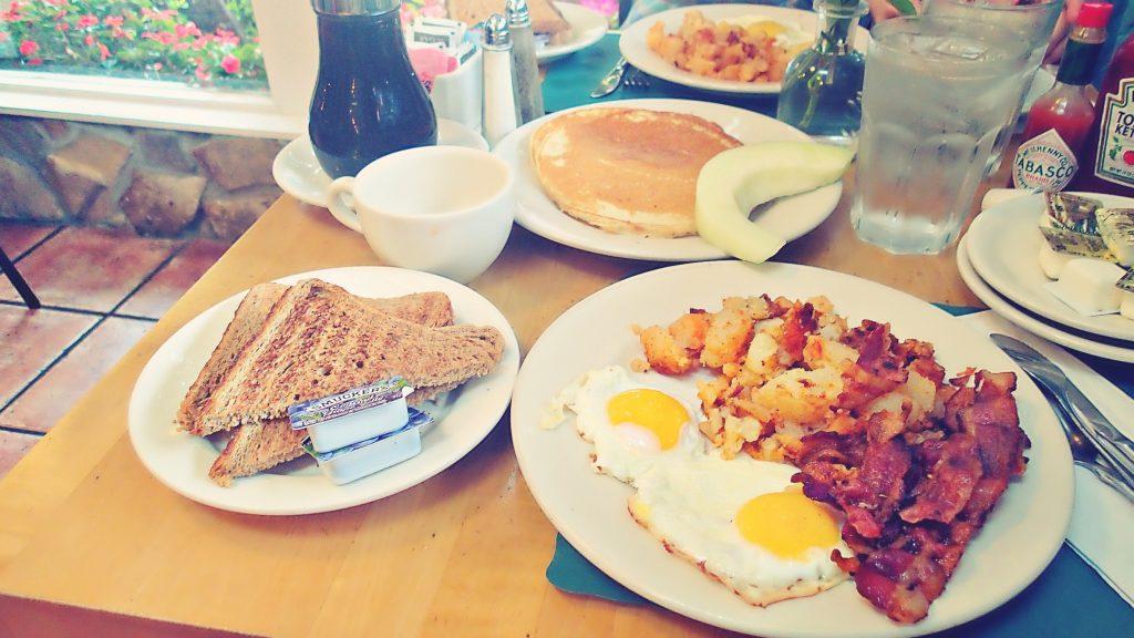 coffee breakfast table talk old town alexandria virginia