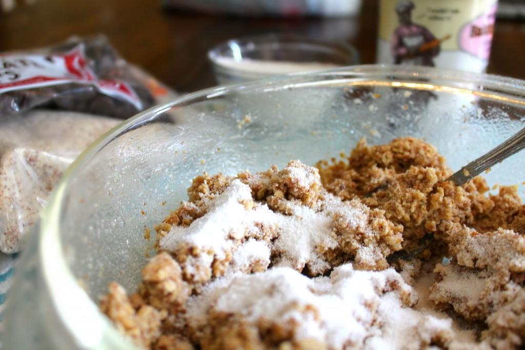 healthy almond flour oatmeal cookies