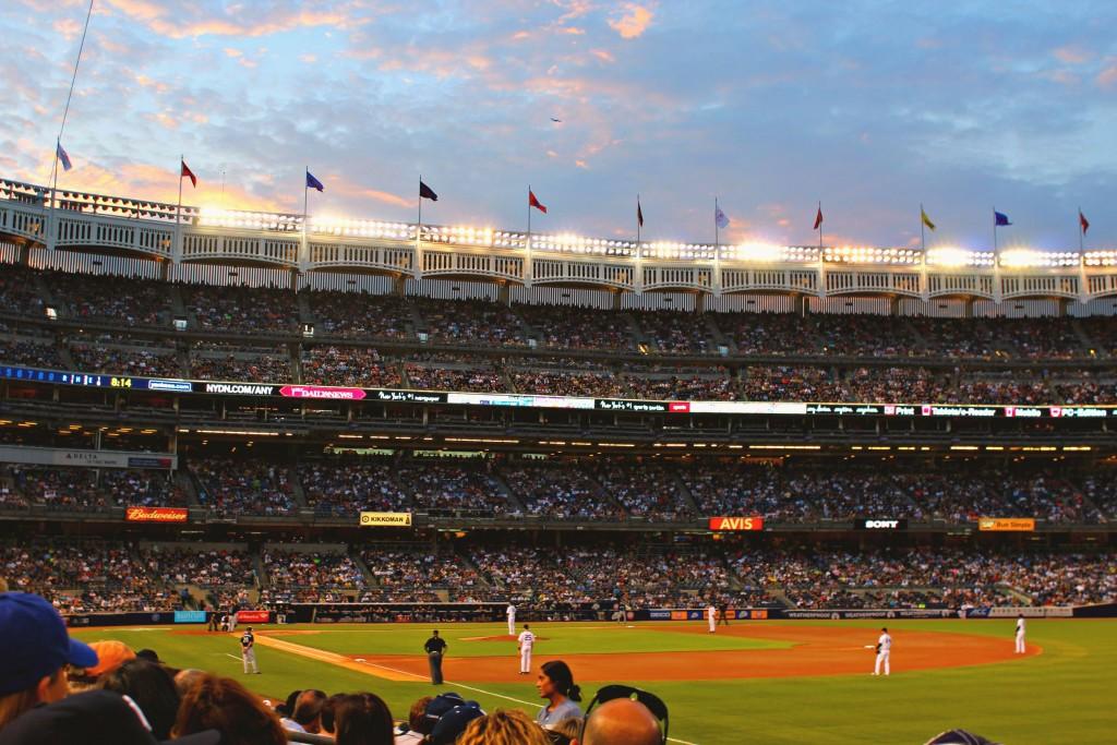 new york city bronx stadium yankees