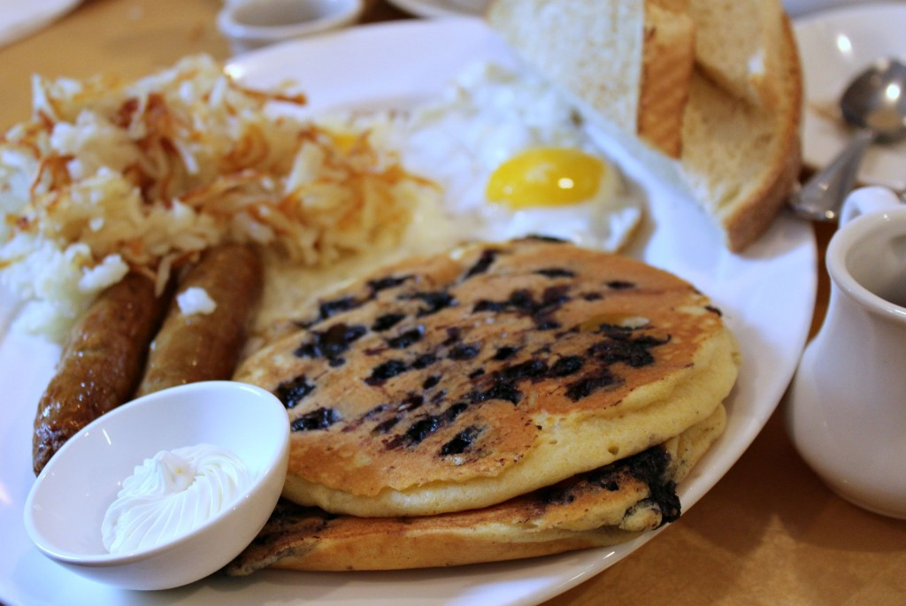 Wild Blueberry Cafe Ogunquit Maine Blueberry Pancakes