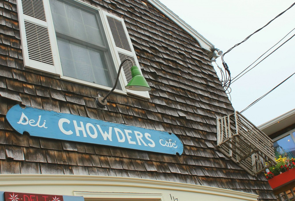 Deli chowders cafe ogunquit maine