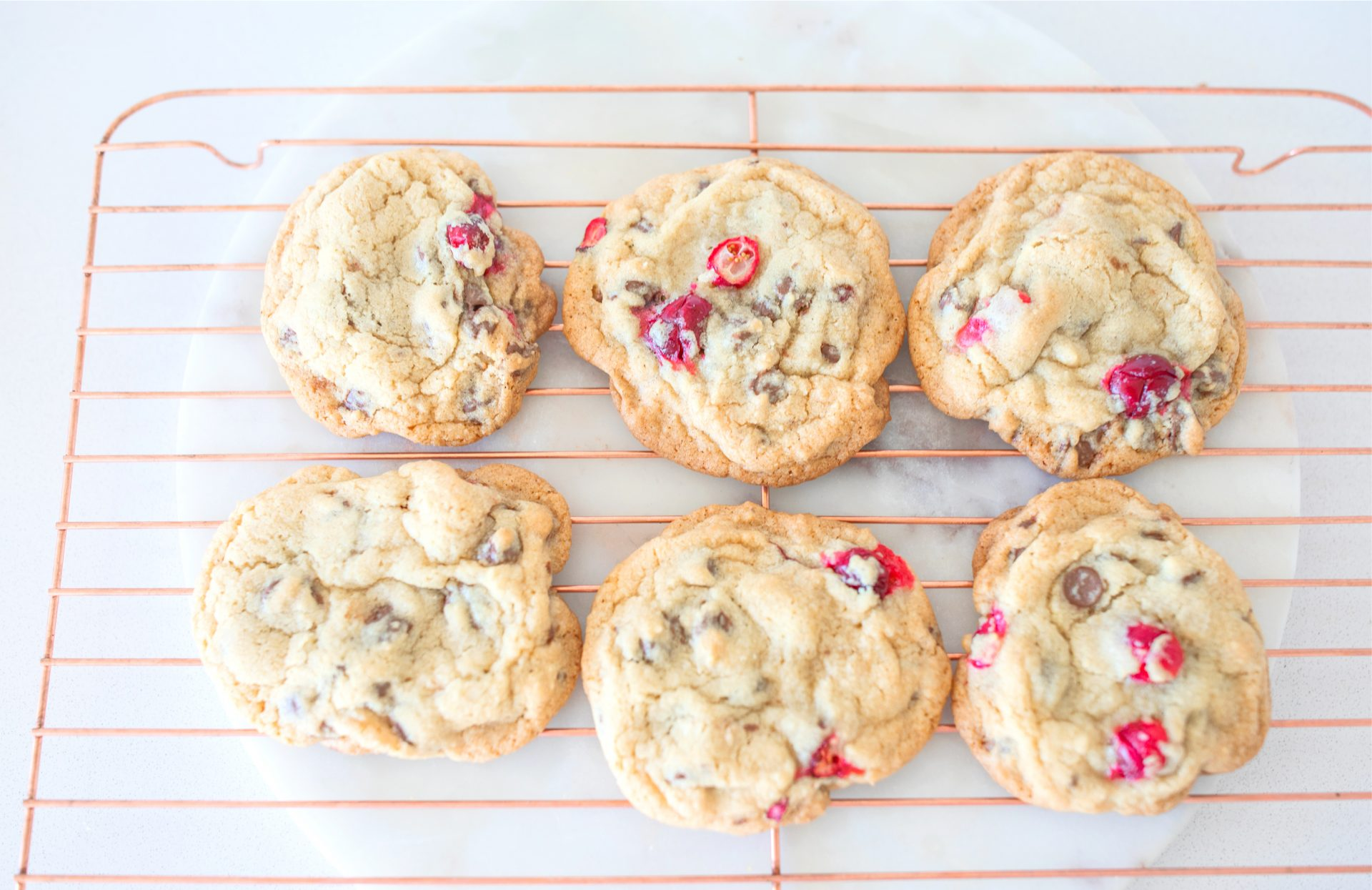 cranberry chocolate chip cookies, cookies, dessert, cranberries, berries, thanksgiving, fall, tasty , the best cookies