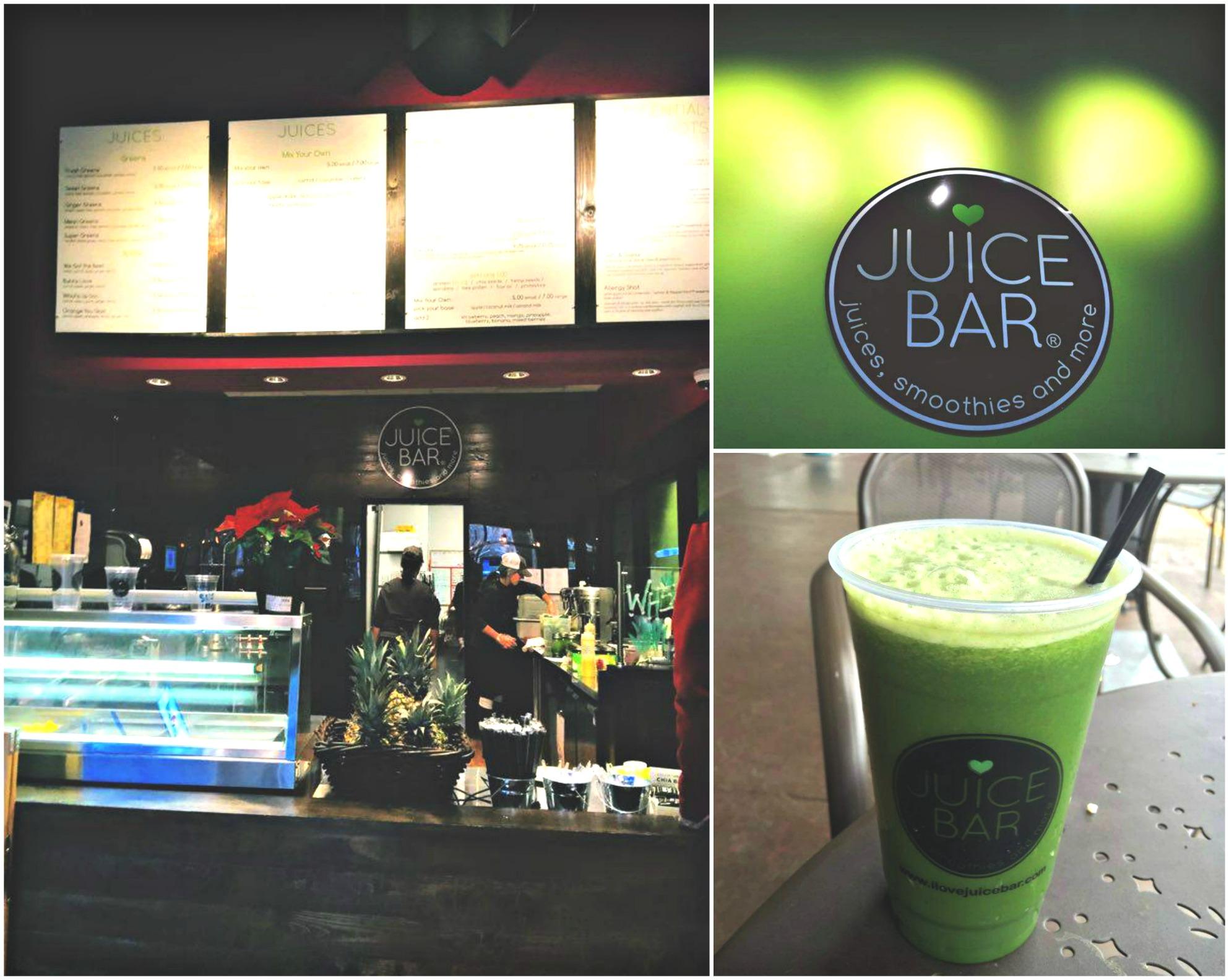 Juice Bar Charlotte Nc CLT