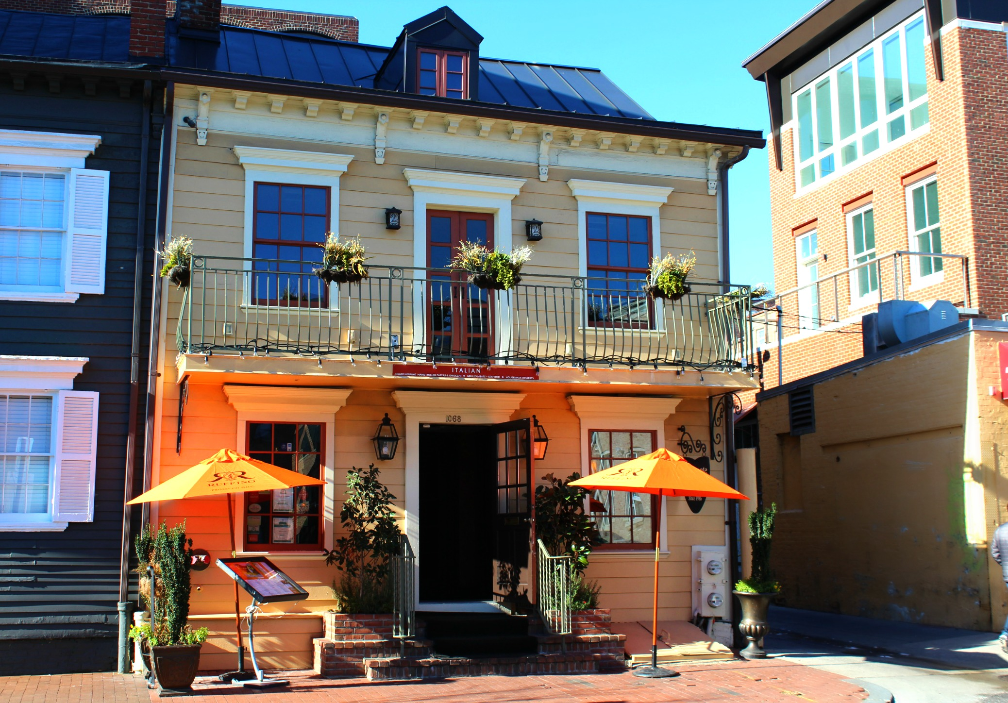 Ristorante Piccolo Georgetown Washington D.C.