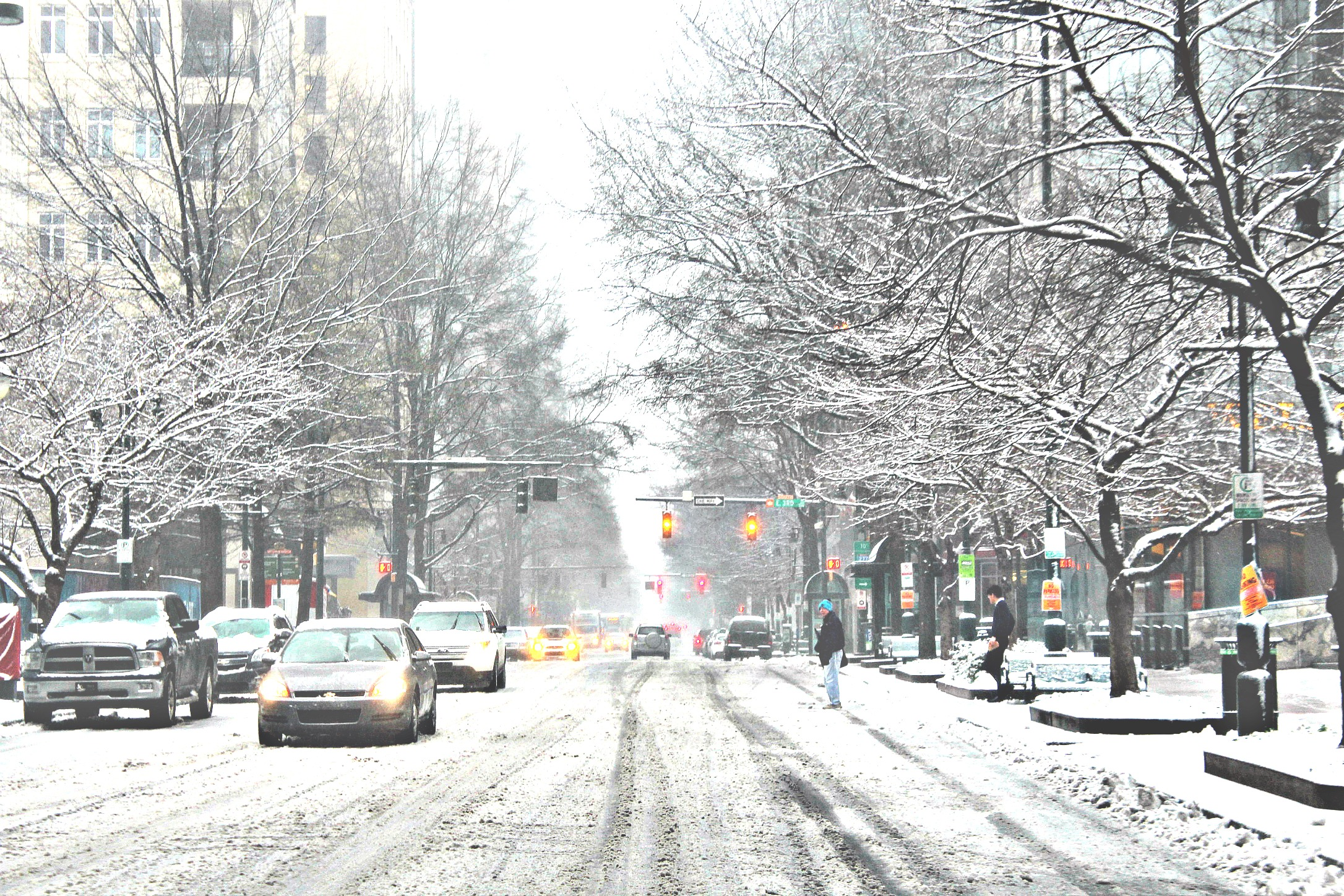 Snow Day In The Queen City Simply Taralynn