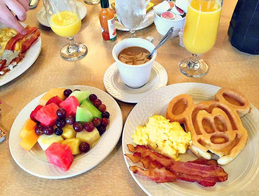 Disney Resort Breakfast With The Characters Wyndham