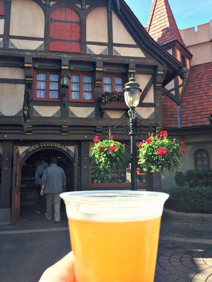 Beer Around The World Epcot