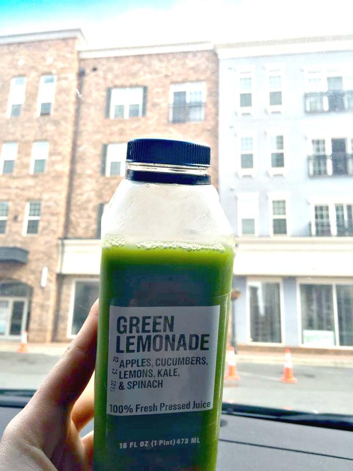 green lemonade