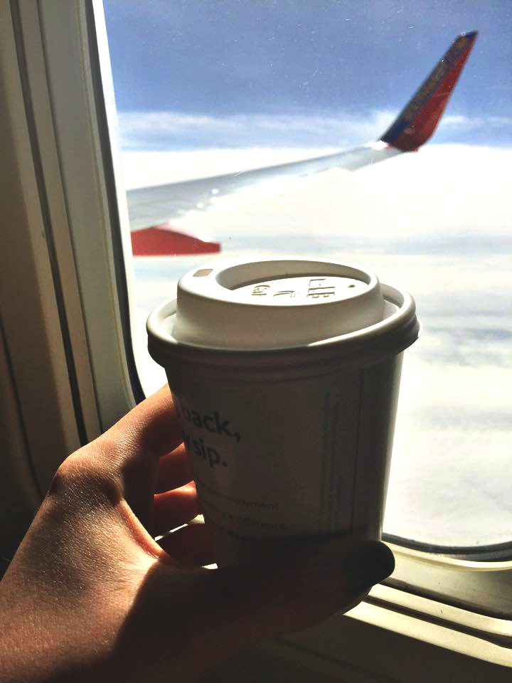 Coffee in the clouds