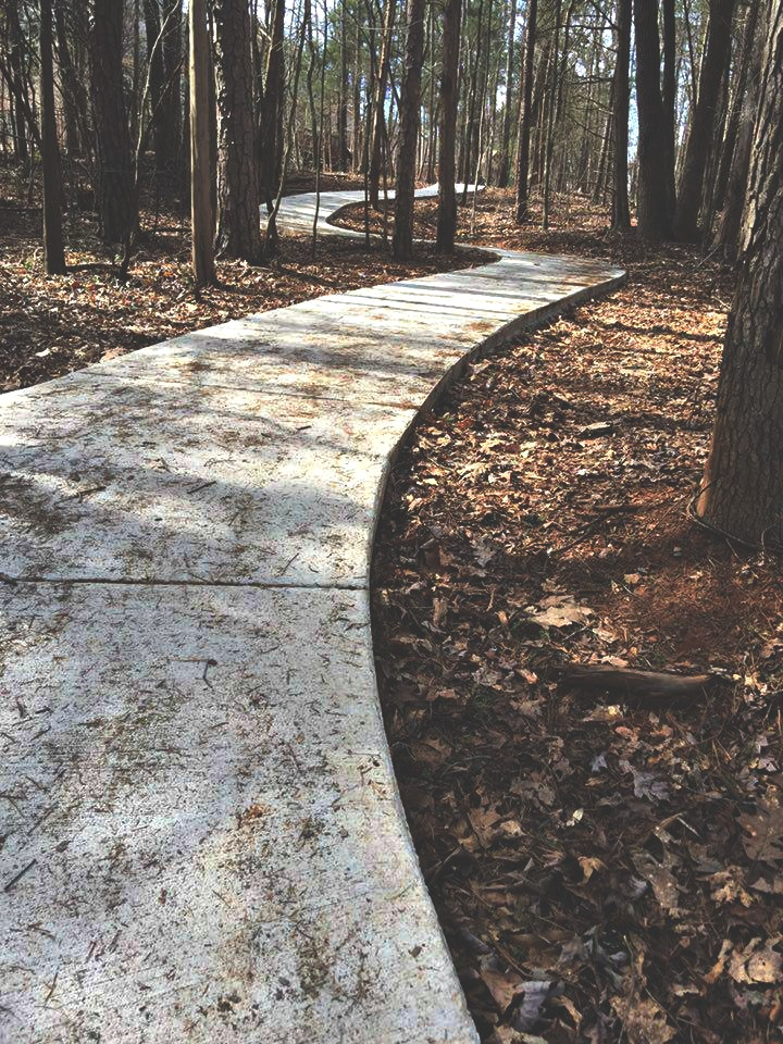 walking path fort mill sc