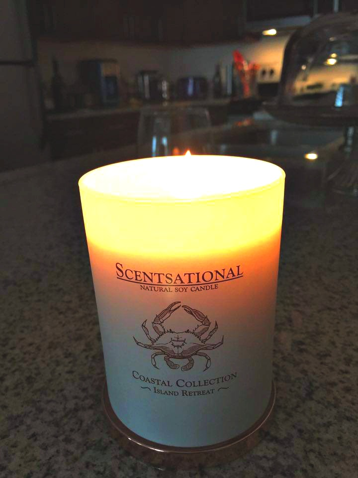 Scentsational Natural Soy Candles