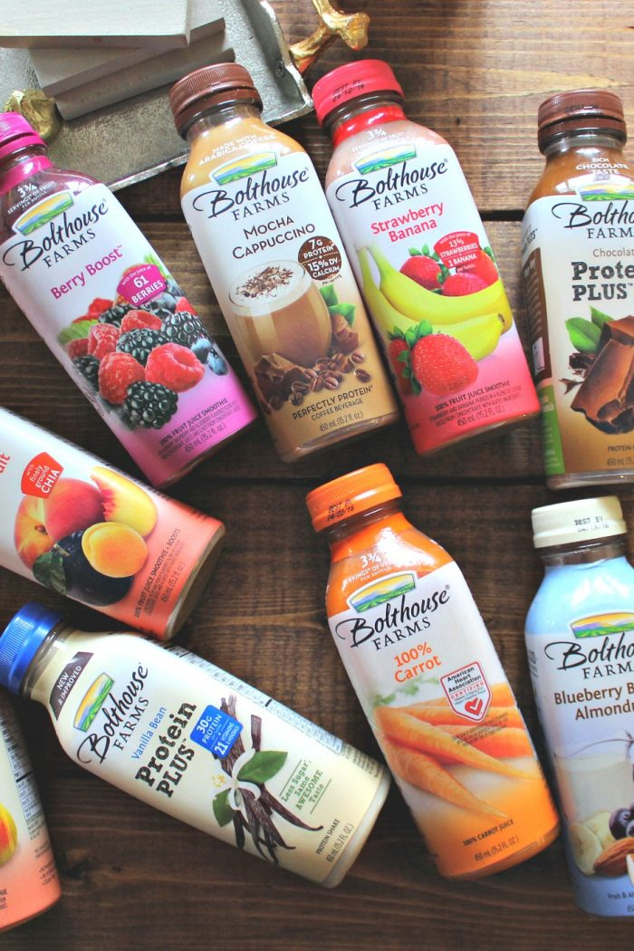 Bolthouse Farms Beverage Giveaway!