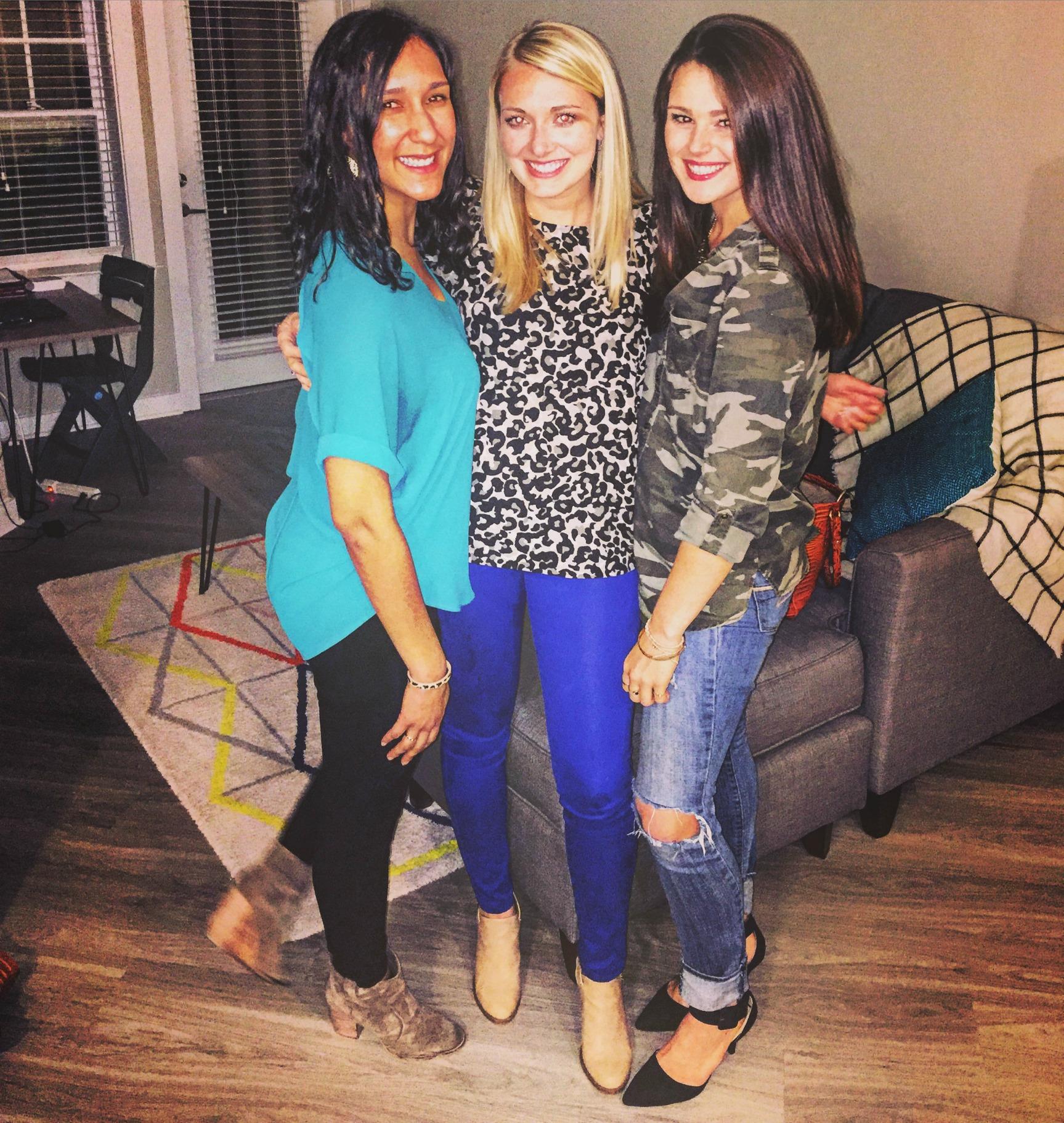 Girls Night Simply Taralynn