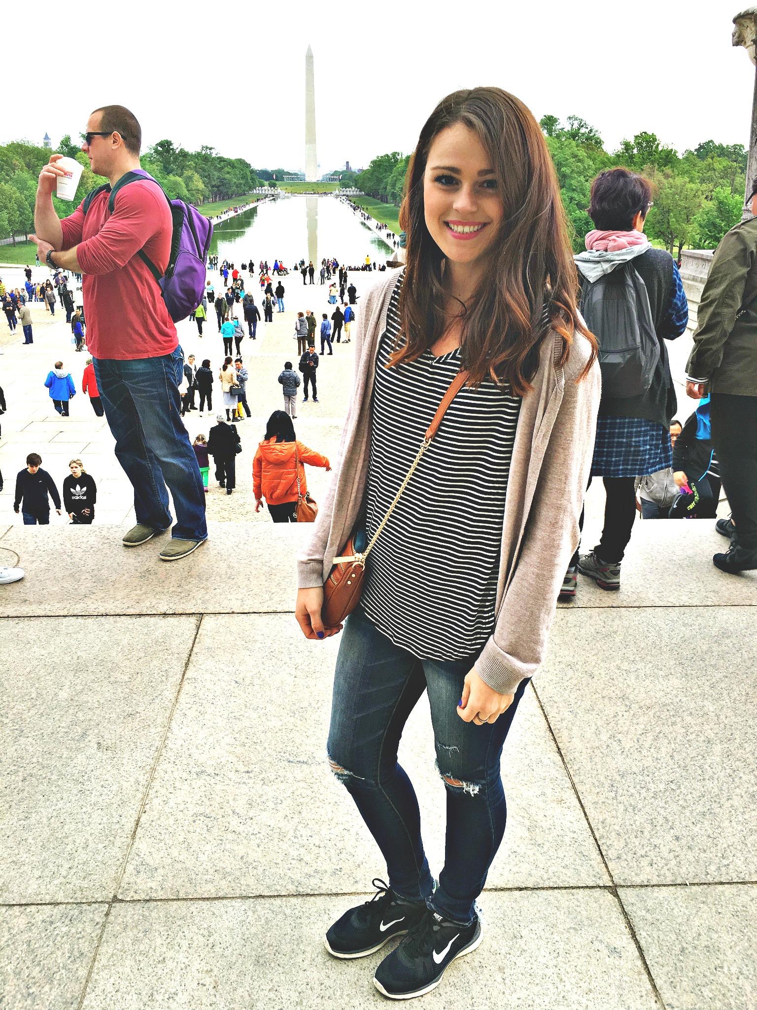 1Washington D.C Lincoln Memorial