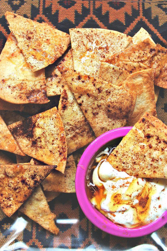 Sweet & Savory Quick Crisps