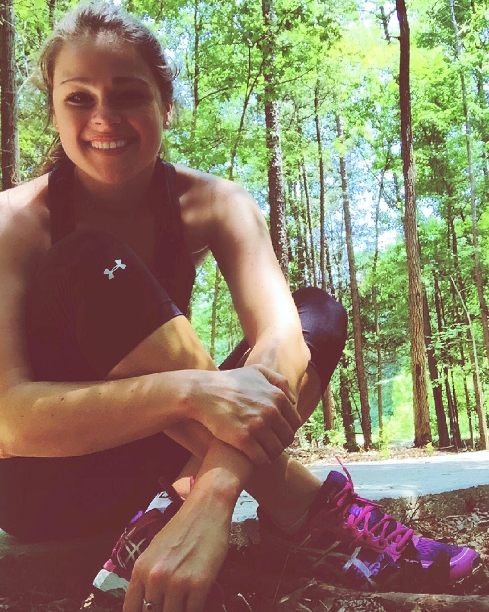 Running Trails: Simply Taralynn