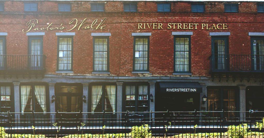 River Street Inn, Savannah Georgia