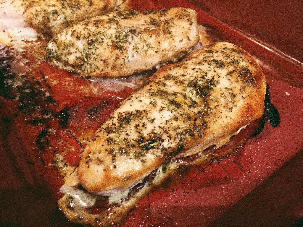 Garlic & Herb Chicken