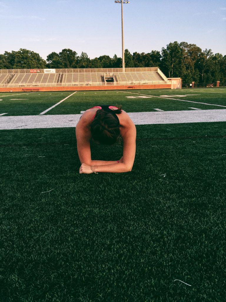 Football Stadium Workout: Simply Taralynn