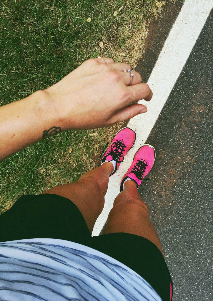 walking exercise taralynn mcnitt