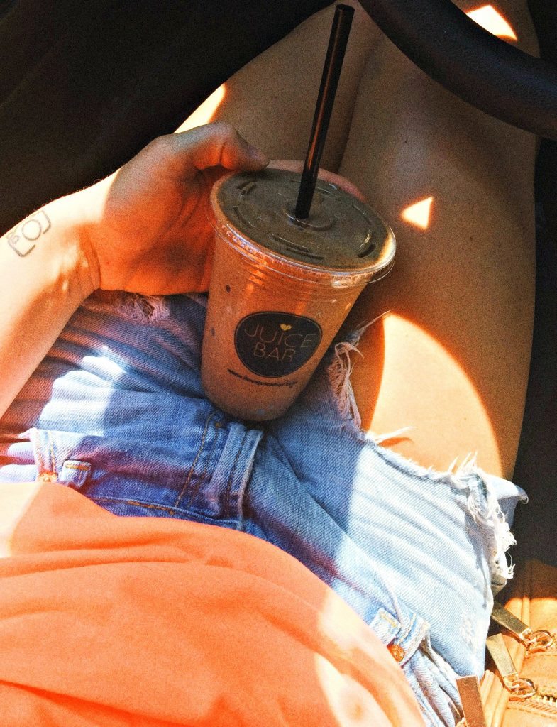 i love juice bar coffee janet