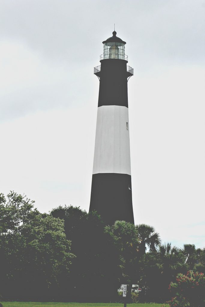 TYBEE ISLAND GEORGIA LIGHT HOUSE
