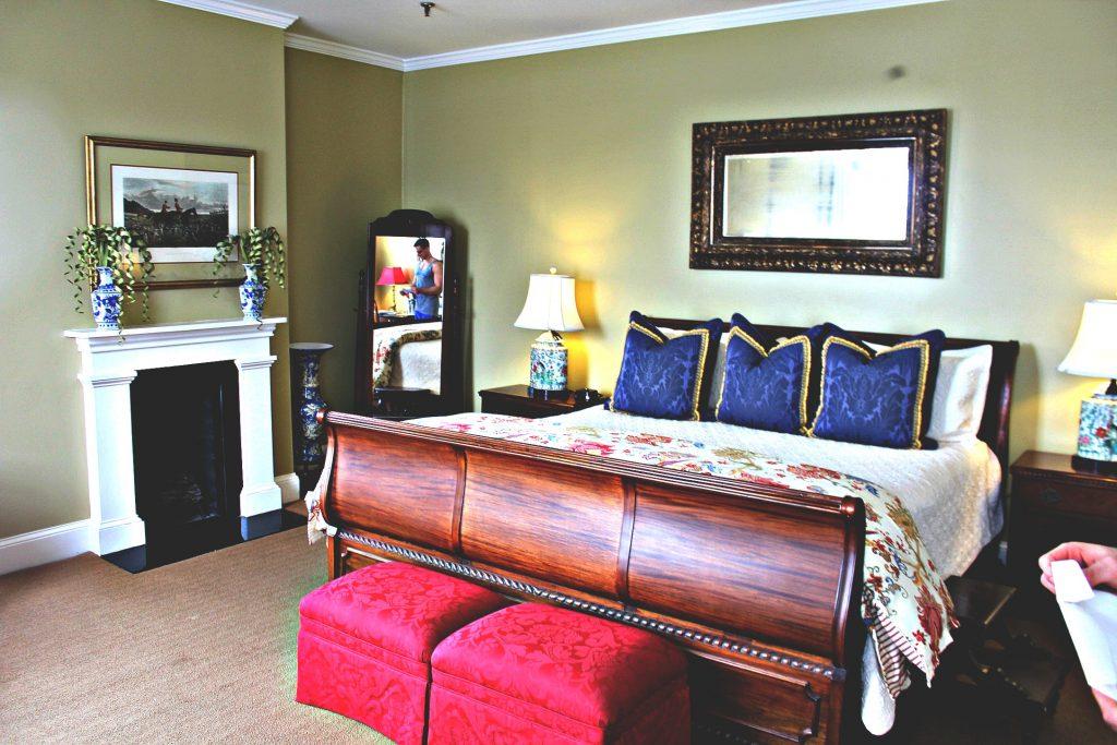 President's Quarter's Inn Savannah GA