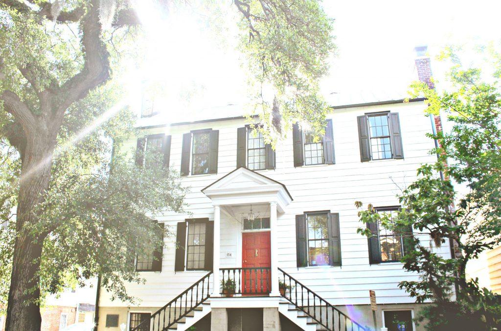 The Presidents Quarters Inn Bed & Breakfast Savannah GA