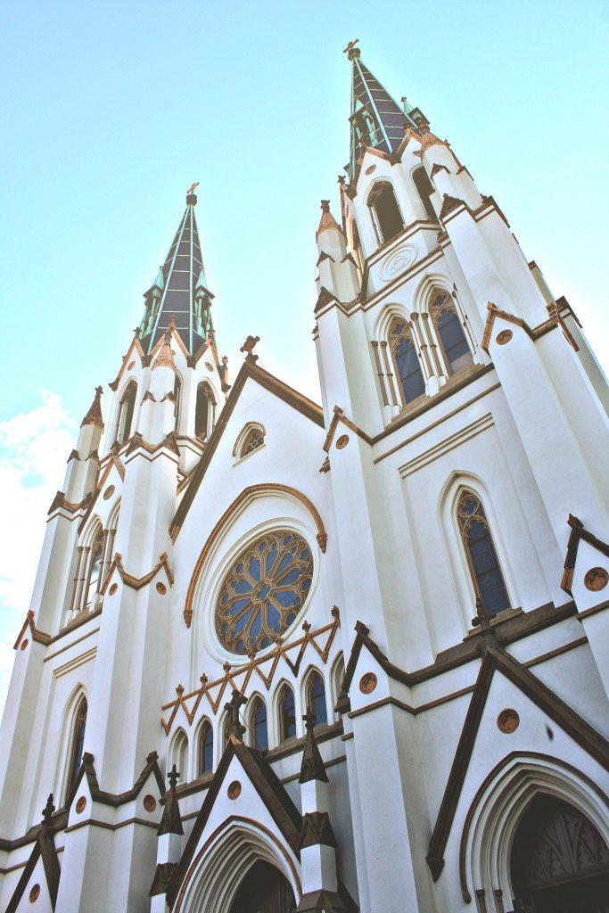 Cathedral of St. John the Baptist savannah ga