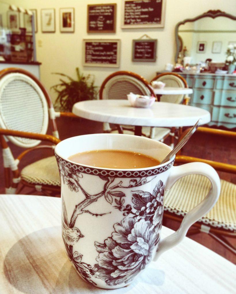 Cafe M Savannah Georgia