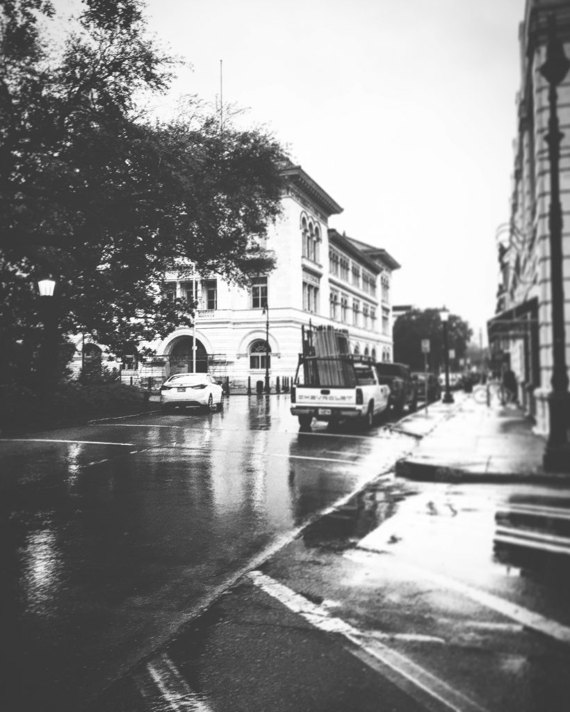 Historic District Savannah Georgia