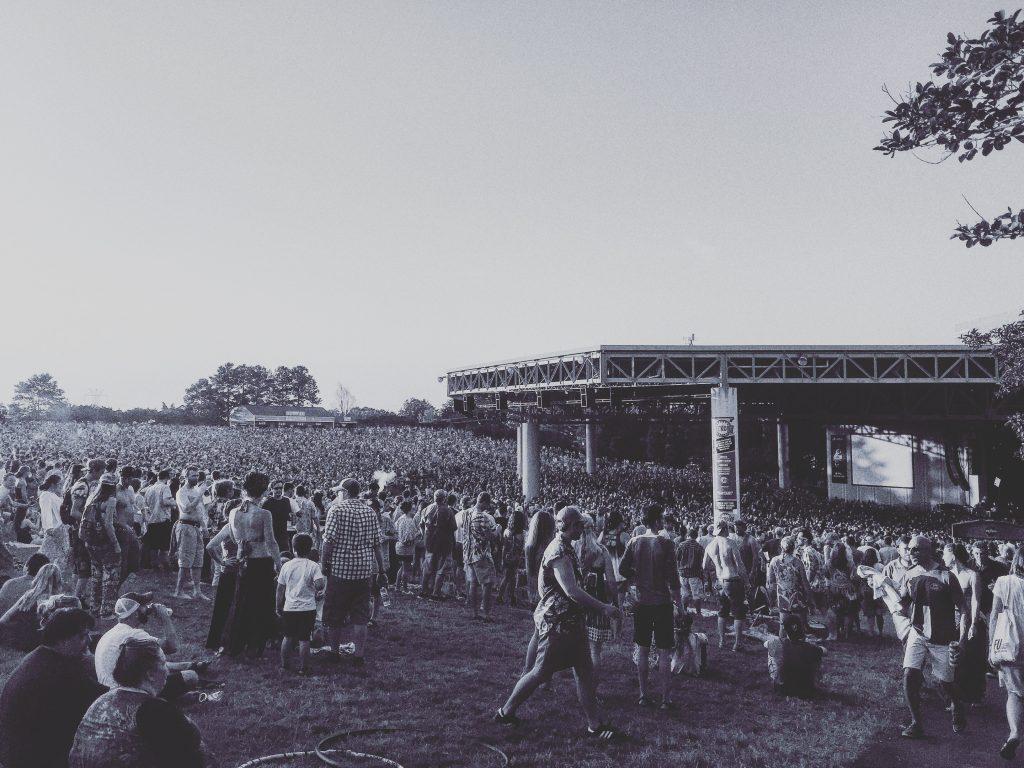 PNC Music Pavilion Charlotte NC Dead & Company
