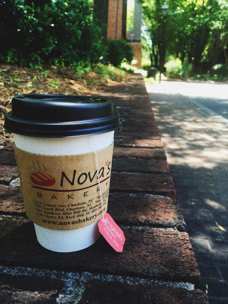 Novas Bakery Tea Charlotte NC