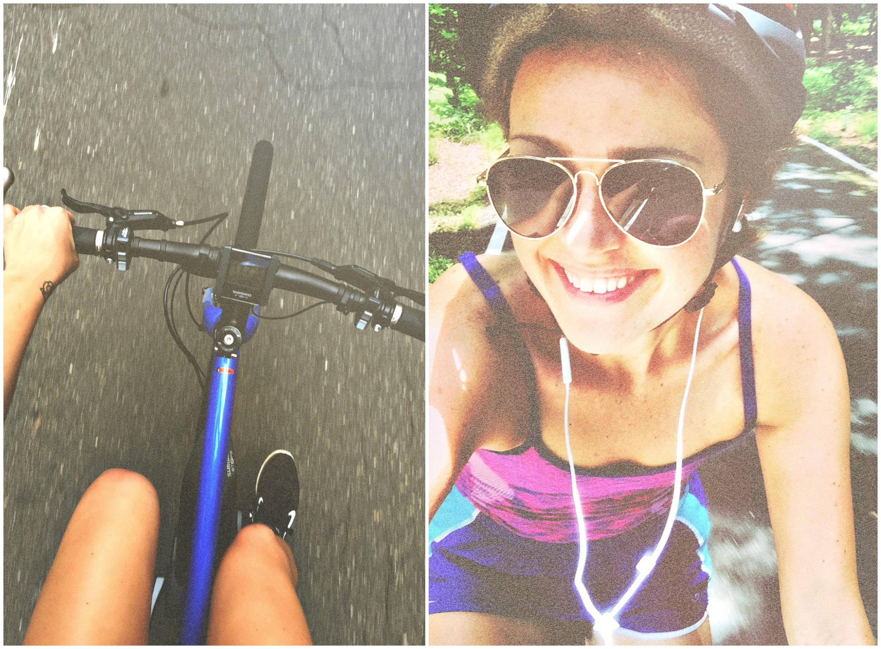 biking simply taralynn