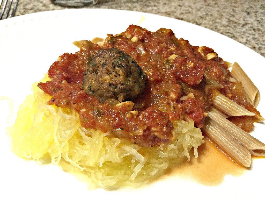 Best Homemade Pasta Sauce & Meatballs