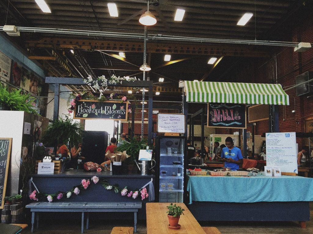 Atherton Mill & Market