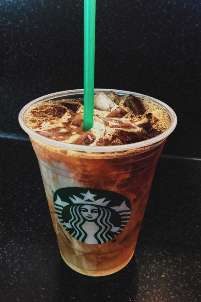 iced coffee starbucks