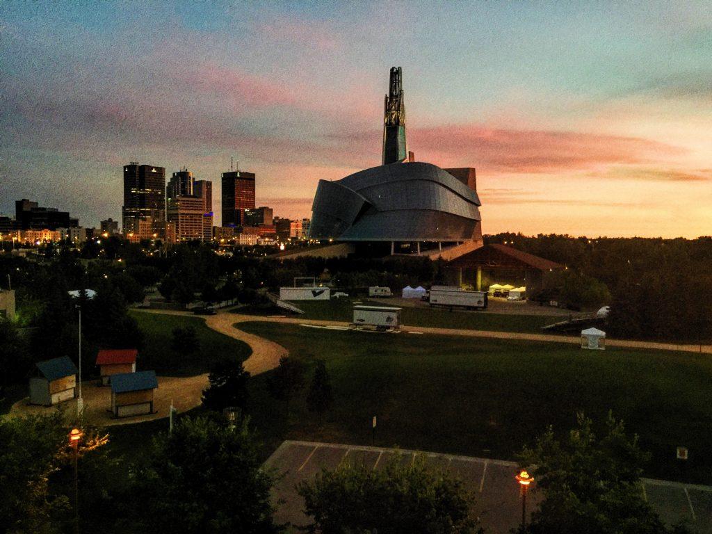 Winnipeg Canada Trip