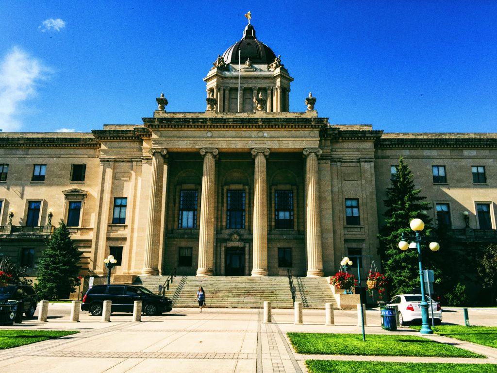 Taralynn goes to Winnipeg Canada
