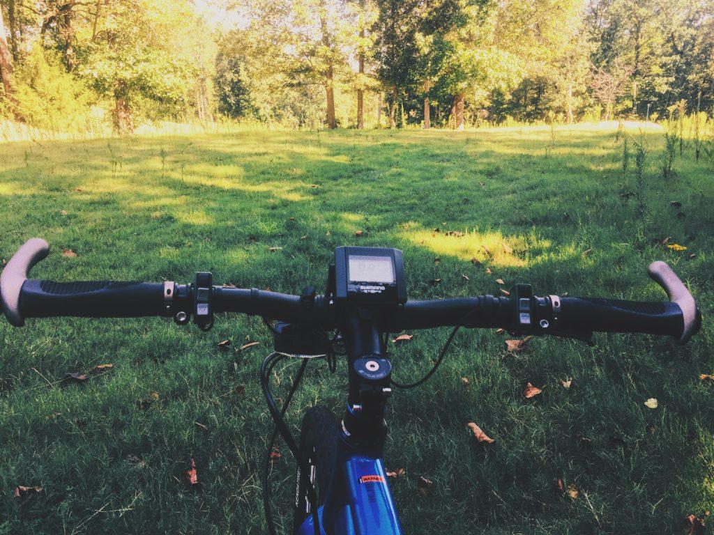 30 miles bike ride