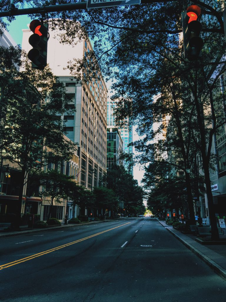Uptown Charlotte NC