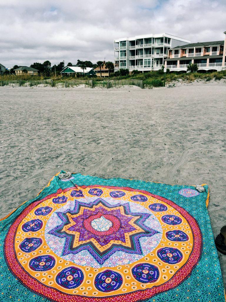 Bachelorette Weekend at Folly Beach South Carolina