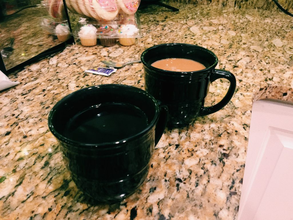 coffee night
